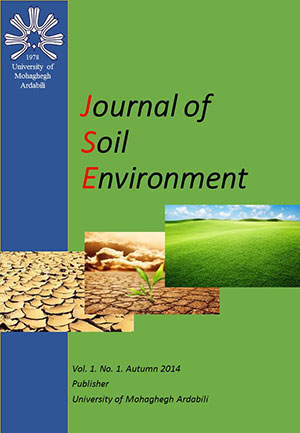 Journal of Soil Environment